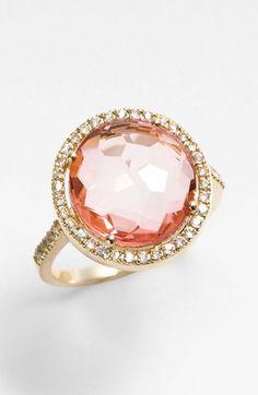 Gorgeous! #fk #fashionkiosk #jewelry #ring #gemstones #ювелирное #украшение #кольцо