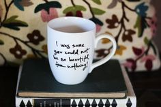 Pride & Prejudice coffee mugs!