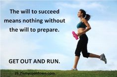 You can use races as training runs, or you can train hard to kill it on race day. No matter how fast or slow you are, get out there and prepare.