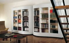 The bibliophiles among us might appreciate the Pagina bookshelf from Italian company Cassina. Designed by Jean Louis Berthet and Denis Vasset, the shelving system mimics the appearance of a giant book…