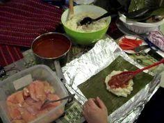 Si aun no sabes como hacer tamales, típicos de esta época.. te dejamos la receta. Traditional Guatemalan tamales recipes