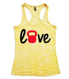 Kettlebell lovers tank, sizes S-2XL | #gift #fitness #crossfit #holiday #apparel #shirt