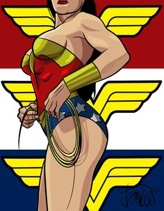 Wonder Woman by ~Siriux