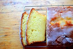 Pudding Lane: GIN AND TONIC CAKE
