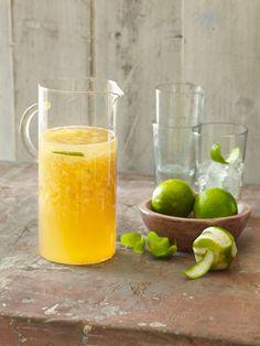 Pineapple-Tequila Cooler
