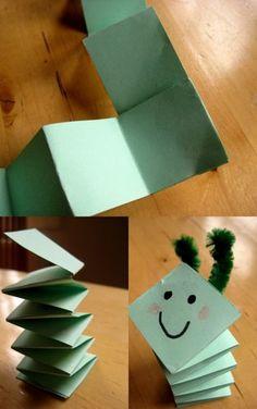 caterpillar craft 2