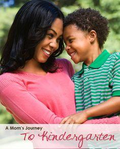 A Moms Journey to Kindergarten