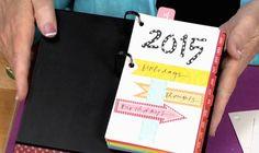 Recycled Desk Calendar   Sandi Genovese