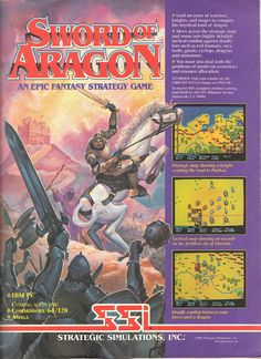 Sword of Aragon (1989)