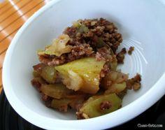 paleo crockpot baked apples