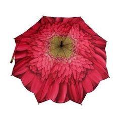 pink big gerber daisy  umbrella for $25. i love it!