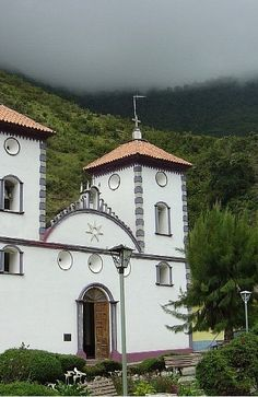 iglesia de pinango (venezuela)