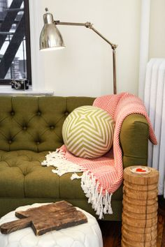 How To Make Your Tiny Space Feel HUGE #refinery29