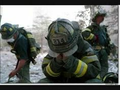SHINE YOUR LIGHT ~ FDNY 9/11 Tribute to the 343 Firefighters that lost their lives.