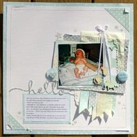 A Project by aliwinn from our Scrapbooking Gallery originally submitted 12/03/13 at 10:46 AM