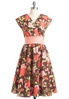 Garden Tour Dress, #ModCloth