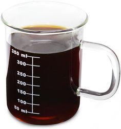 Laboratory Beaker Mug, want