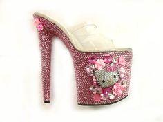 sanrio stripper shoes