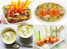 New Recipes This Week: Quinoa Tortilla Salad, Lemongrass Pork Noodles, Squash Soup