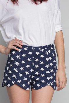 Starry shorts :)