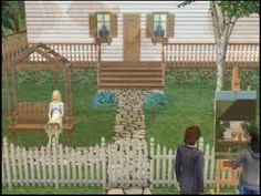 ▶ Paint Me A Birmingham - Tracy Lawrence (Sims 2 Version) - YouTube