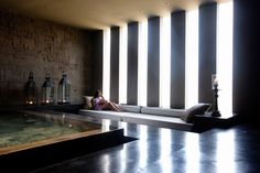 water featur, interior, pool, villa soori, bali indonesia, villas, hotel, alila villa, spa