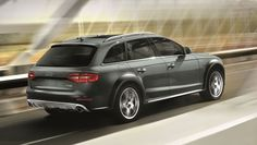 2013 Audo allroad - Coming back to the US after a brief hiatus.