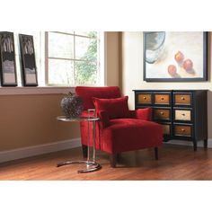 Grenadine Accent Chair by CORT Furniture Rental