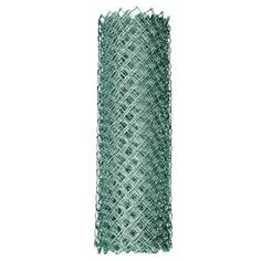 $54.00 /RL-Roll 4 ft. x 50 ft. 11.5-Gauge Chain Link Fabric-308704A at The Home Depot $108