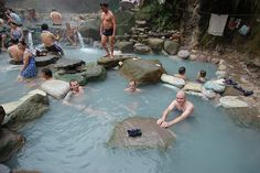 Hotsprings and Hiking in Taiwan