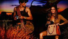 African Safari with Michael Kors, Spring 2012 Ad Campaign. gomoneyways 1