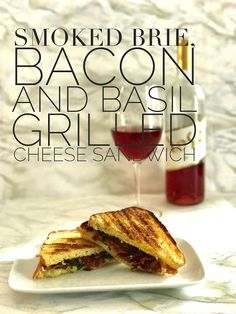 Brie, Bacon and Basi