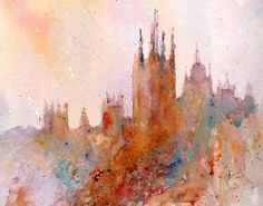 The Magic of Watercolour Painting Virtual Gallery - Jean Haines, Artist - Landscapes