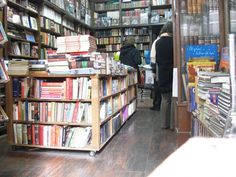 Librería Pérez Galdós, Madrid.