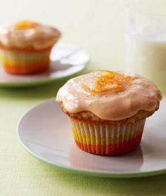 Creamsicle Cupcake