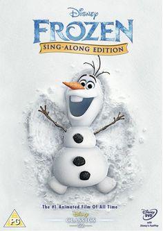 #frozen sing-a-long