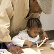 A great way to introduce younger kids to the arts at the Brooklyn Museum: Explore the galleries, enjoy a family activity, and make your own art in each ninety-minute 'Arty Facts' class.