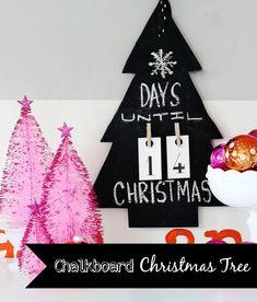 Chalkboard Christmas