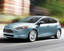 2012 Ford Focus Electric Car (No Gas or Oil Required) 110 mpge Most fuel efficient 5 passenger car
