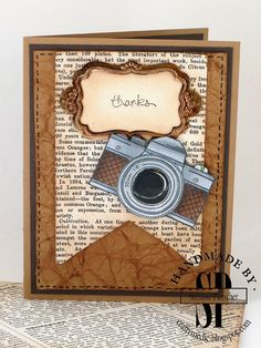 The Crafty Medic: West Coast Creator Blog Hop: Blendabilities - Stampin' Up! Snapshot and Good Greetings stamp sets.