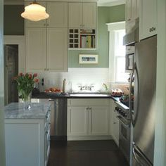 small kitchen idea