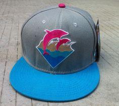 Pink Dolphin Snapback Hats (8) , cheap  $5.9 - www.hatsmalls.com