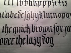 20131121 Blackletter | Flickr - Photo Sharing!