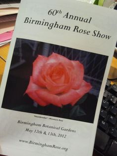 rosarian Chris VanCleave shares his 'Heart Break' award winning rose fed Authentic Haven Brand gracing the cover