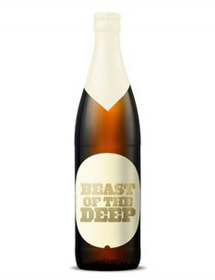 Brewers & Union Beast of the Deep Bottle
