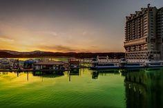 Lake Coeur d' Alene Resort. Coeur d' Alene, Idaho