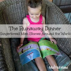 The Runaway Dinner Book Review - Mud Hut Mama