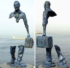 Awesome sculpture - The Meta Picture