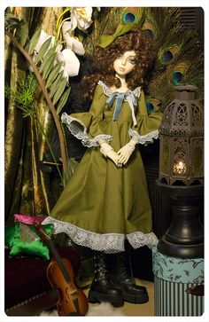#robe verte / green dress  green dresses #2dayslook #green style #greenfashion  www.2dayslook.com