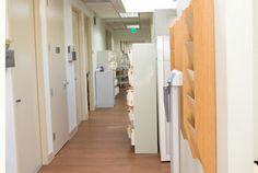 UCLA Heatlh Manhattan Beach Family & Internal Medicine office, exam rooms.